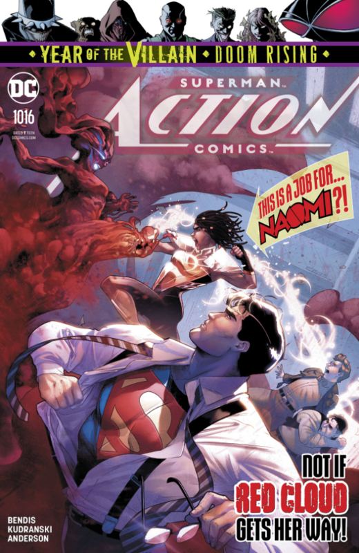 Action Comics - #1016 (Cover A) by Brian Michael Bendis