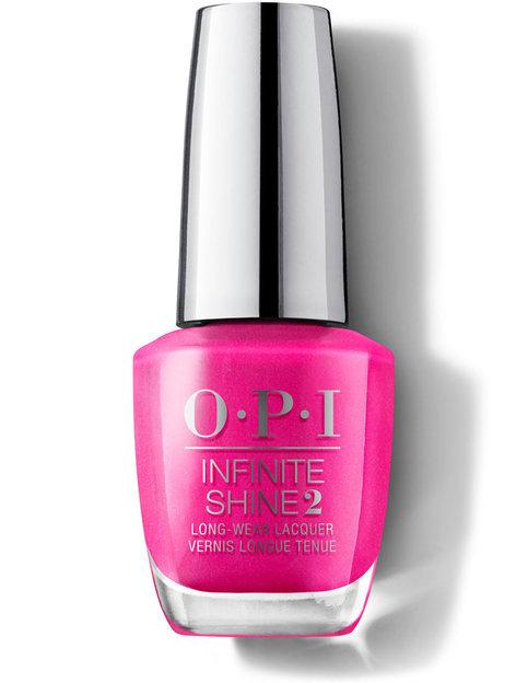 OPI: Infinite Shine Gel Lacquer - La Paz-ltively Hot (15ml)