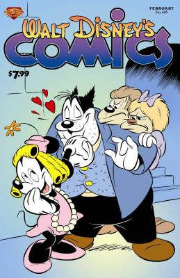 Walt Disney's Comics and Stories: v. 689 by Marco Rota image