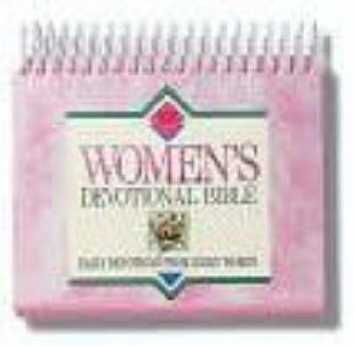 Women's Devotional Bible by Zondervan Publishing image