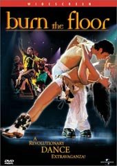 Burn The Floor on DVD