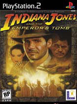 Indiana Jones and the Emperor's Tomb for PS2
