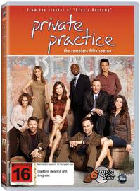 Private Practice - Season 5 on DVD