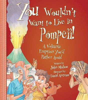 You Wouldn't Want to Live in Pompeii! by John Malam
