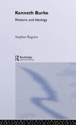 Kenneth Burke by Stephen Bygrave image