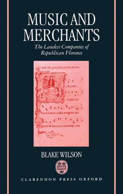Music and Merchants by Blake Wilson image