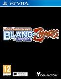 MegaTagmension Blanc Plus Neptune Vs Zombies for PlayStation Vita