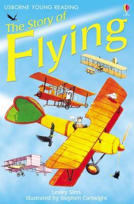 The Story of Flying by Lesley Sims