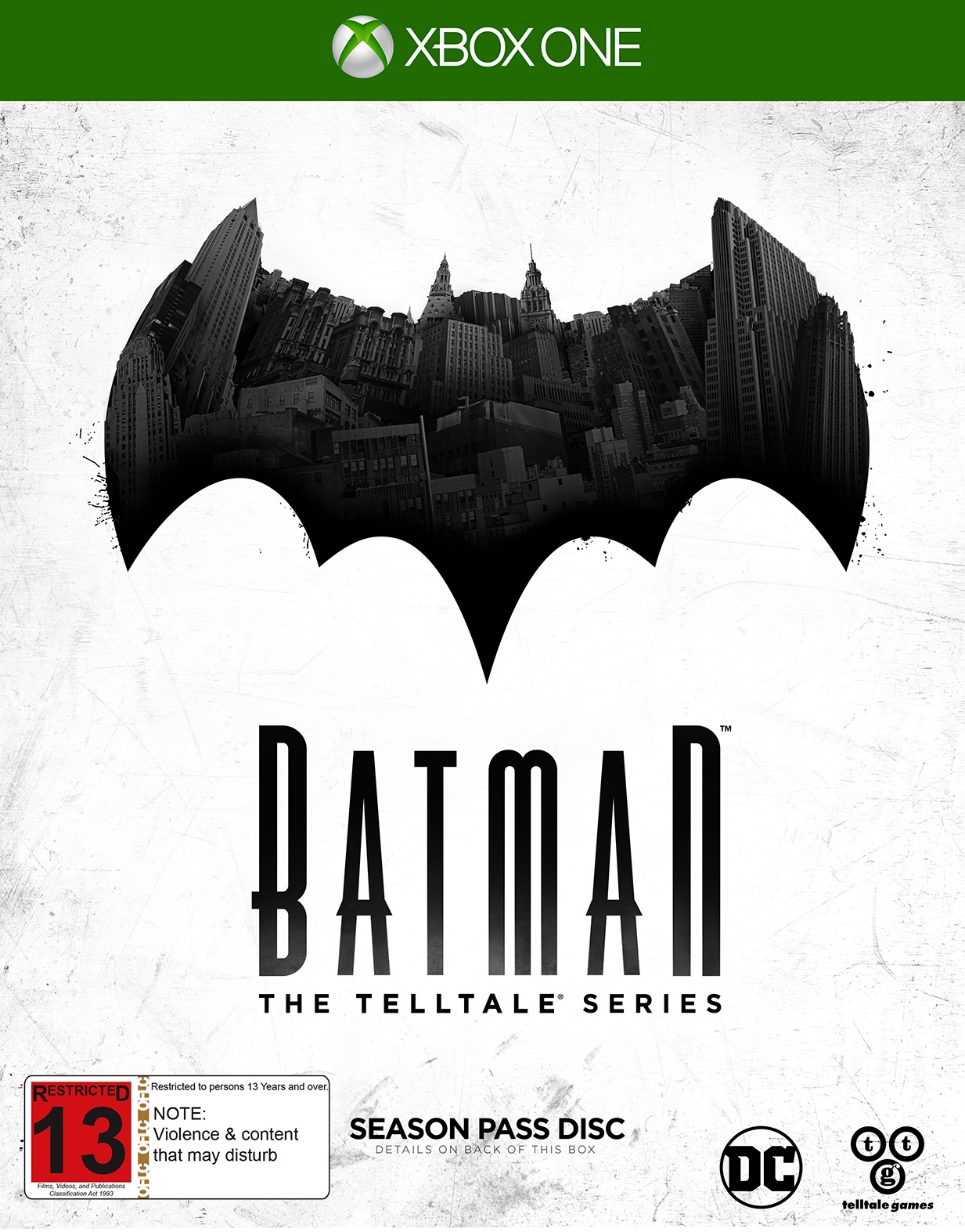 Batman: The Telltale Series for Xbox One image