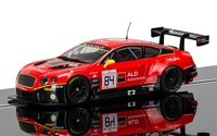 Scalextric: DPR Bentley Continental GT3 #84 - Slot Car