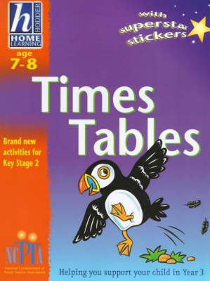 Times Tables by Sue Atkinson image