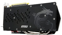 MSI Radeon RX 580 Gaming X 8GB Graphics Card image