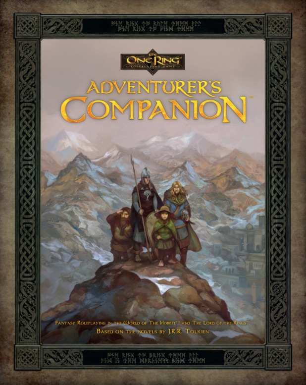 The One Ring RPG: The Adventurer`s Companion image