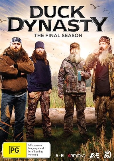 Duck Dynasty: The Final Season on DVD image