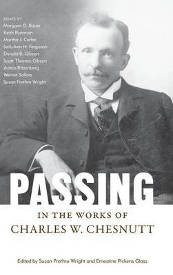 Passing in the Works of Charles W. Chesnutt image
