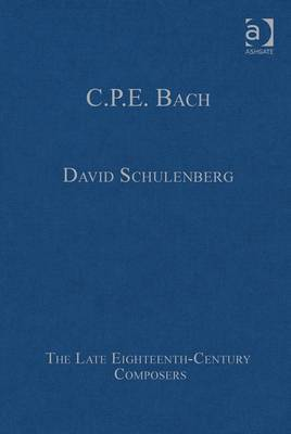 C.P.E. Bach by David Schulenberg