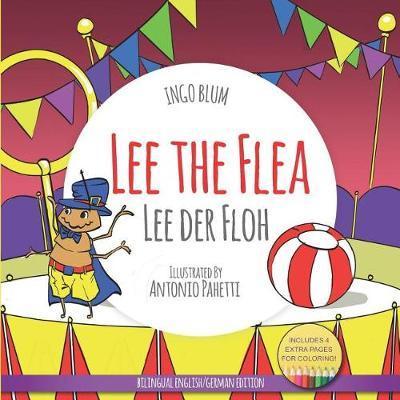 Lee The Flea - Lee der FLoh by Ingo Blum