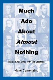 Much ADO about Almost Nothing by Hans Camenzind image