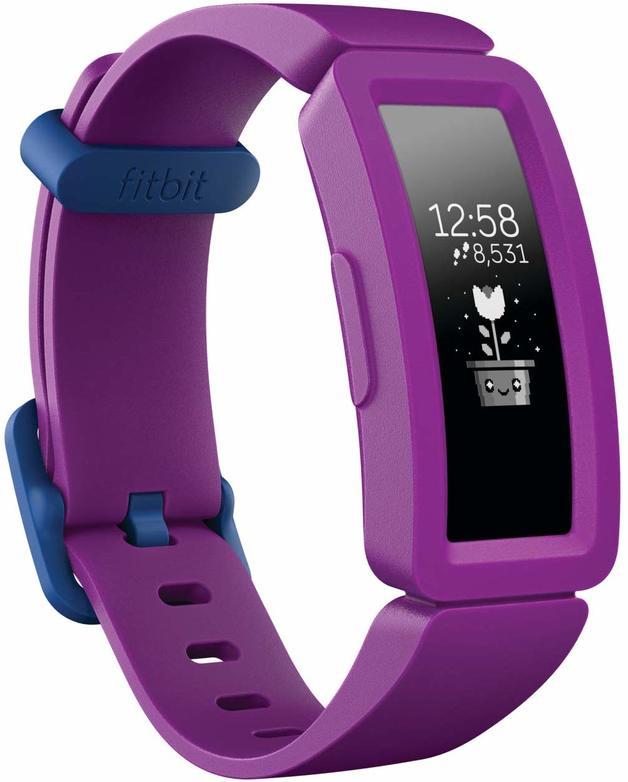 FitBit: Ace 2 - Kid's Activity Tracker (Night Sky/Grape)