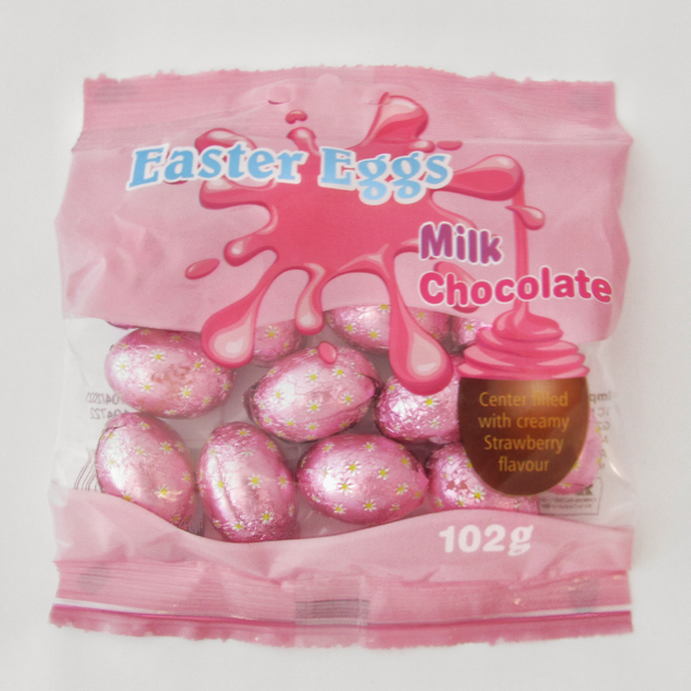 Easter Creme Eggs Strawberry 102g