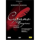 Alfano - Cyrano de Bergerac / Alagna on DVD