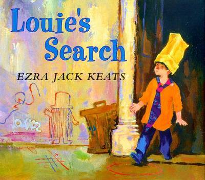 Louie's Search by Ezra Jack Keats image