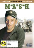 MASH - Complete Season 2 Collection (3 Disc Set) (New Packaging) DVD