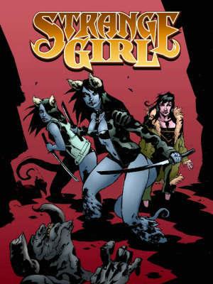 Strange Girl Volume 3: Paint A Vulgar Picture by Rick Remender image