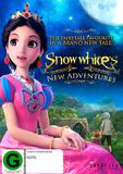 Snow White's New Adventures DVD