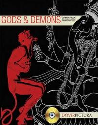 Gods and Demons by Alan Weller image