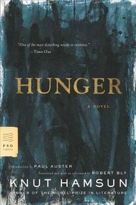 Hunger by Knut Hamsun image