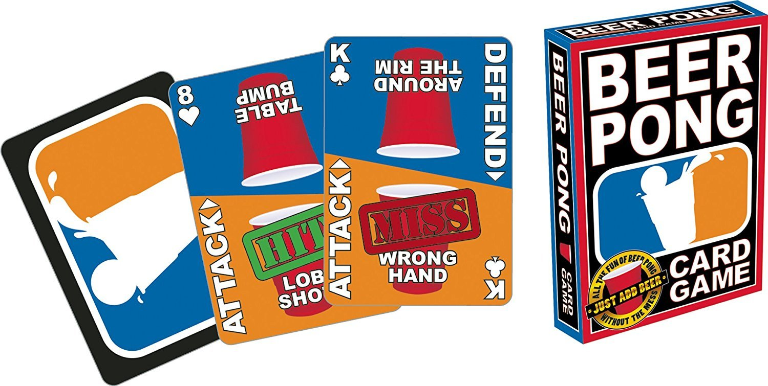 Beer Pong - Card Game image