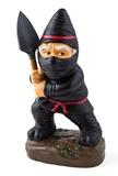 Bigmouth: The Ninja Garden Gnome