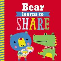 Playdate Pals Bear Learns to Share by Make Believe Ideas, Ltd.