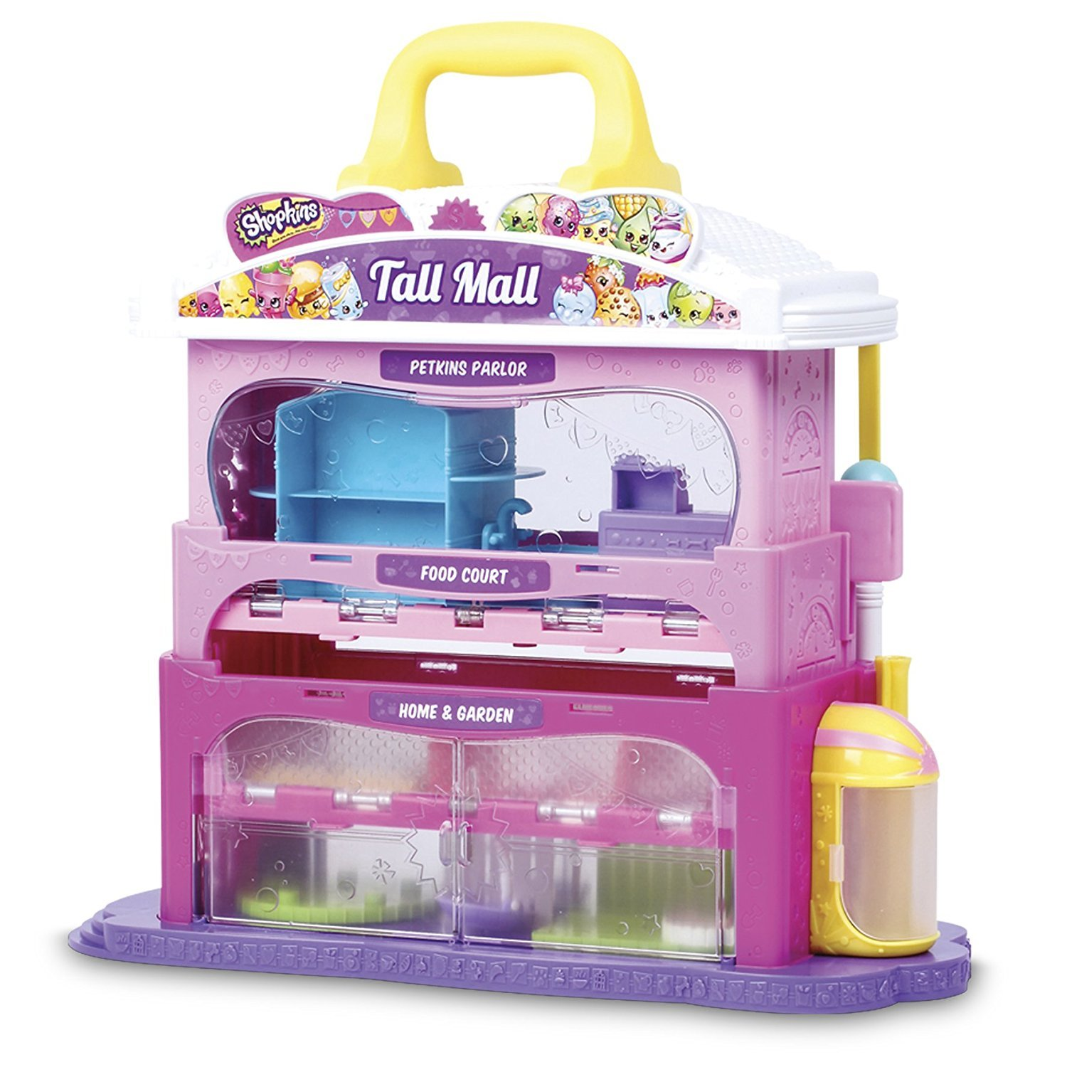 Shopkins - Tall Mall Storage Case image