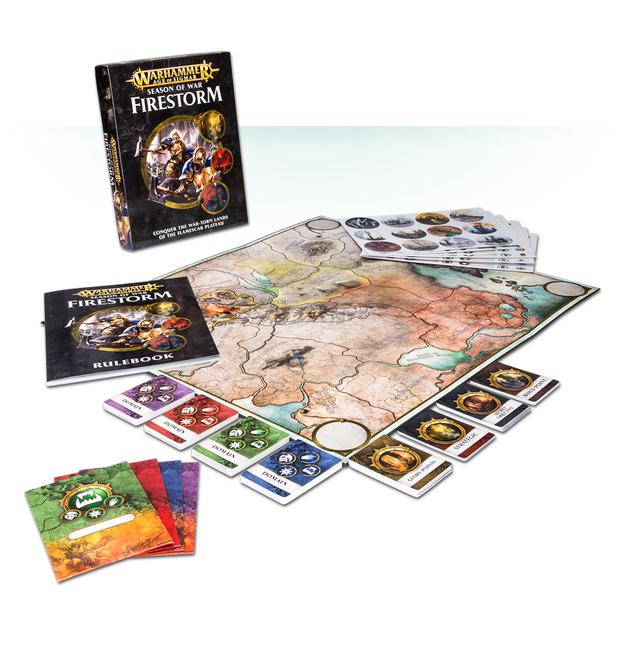 Warhammer Age of Sigmar: Season of War – Firestorm
