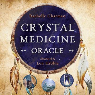 Crystal Medicine Oracle (Rockpool Oracle Cards) by Rachelle Charman