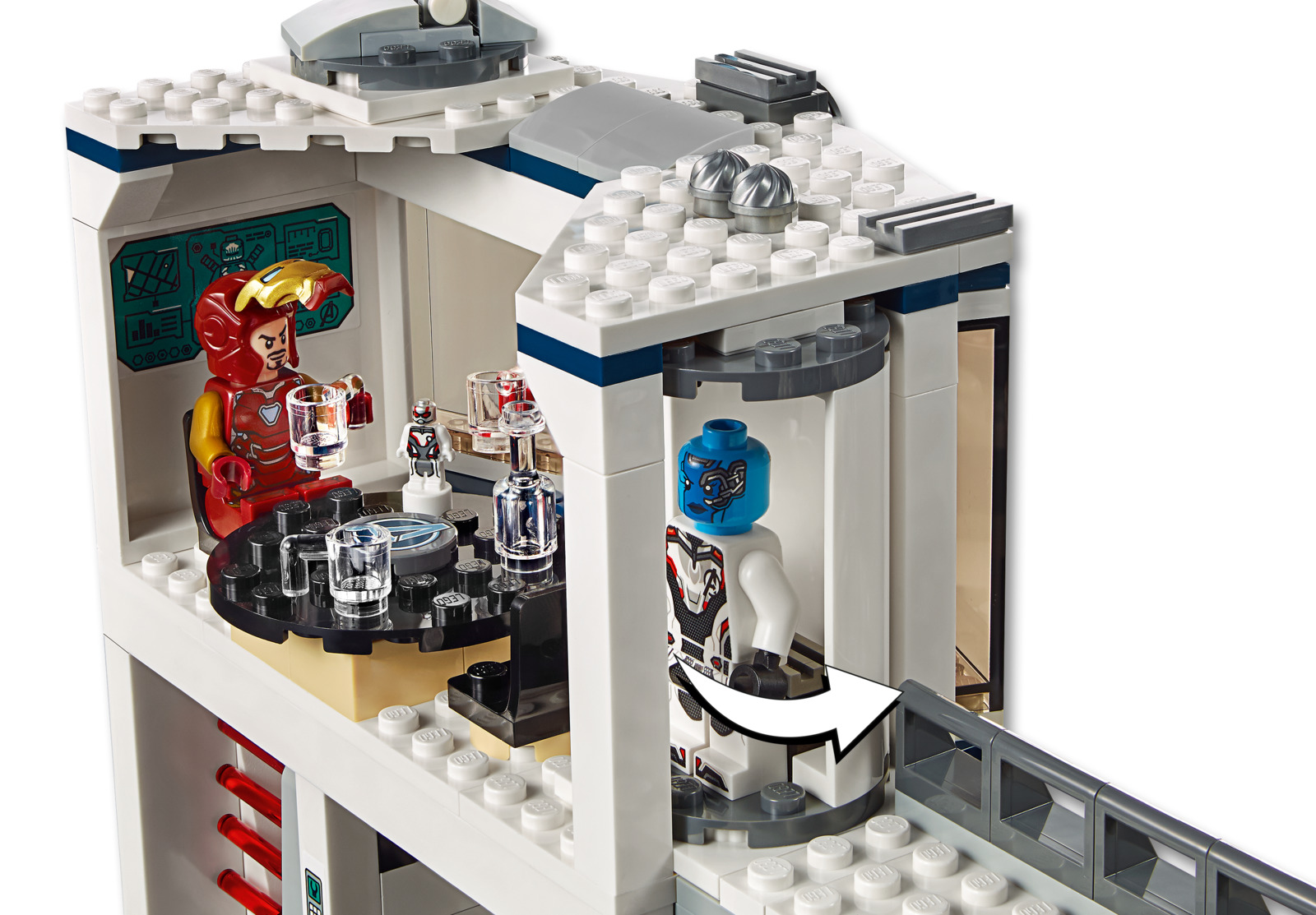 LEGO Super Heroes: Avengers - Compound Battle  Toy  at Mighty Ape Australia
