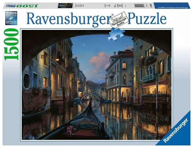 Ravensburger: 1,500 Piece Puzzle - Venician Dreams