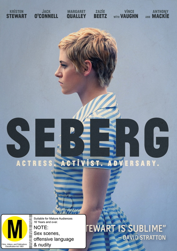 Seberg on DVD