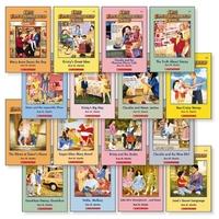 Babysitters Club Boxed Set 1-16