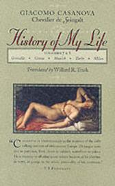 History of My Life: Volume 7 & 8 by Giacomo Casanova image
