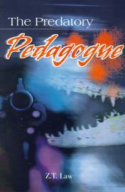 The Predatory Pedagogue by Z. T. Law image