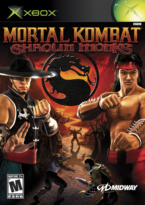 Mortal Kombat: Shaolin Monks for Xbox image