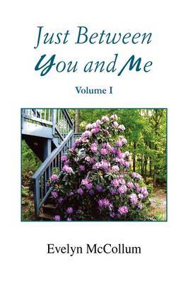 Just Between You and Me by Evelyn McCollum image