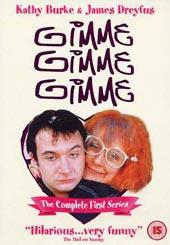 Gimme Gimme Gimme - The Complete 1st Series on DVD