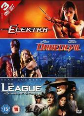 Elektra/Daredevil/League Of Extraordinary Gentlemen (3 Disc Set) on DVD