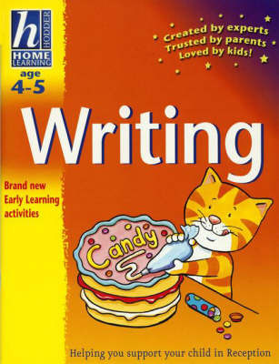 Writing: Age 4-5 by Rhona Whiteford