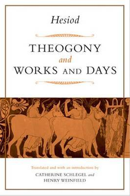 Theogony by . Hesiod