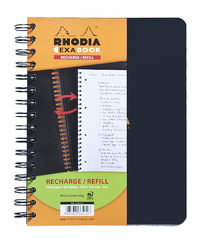 Refill for Rhodia A5+ Exabook - 5x5